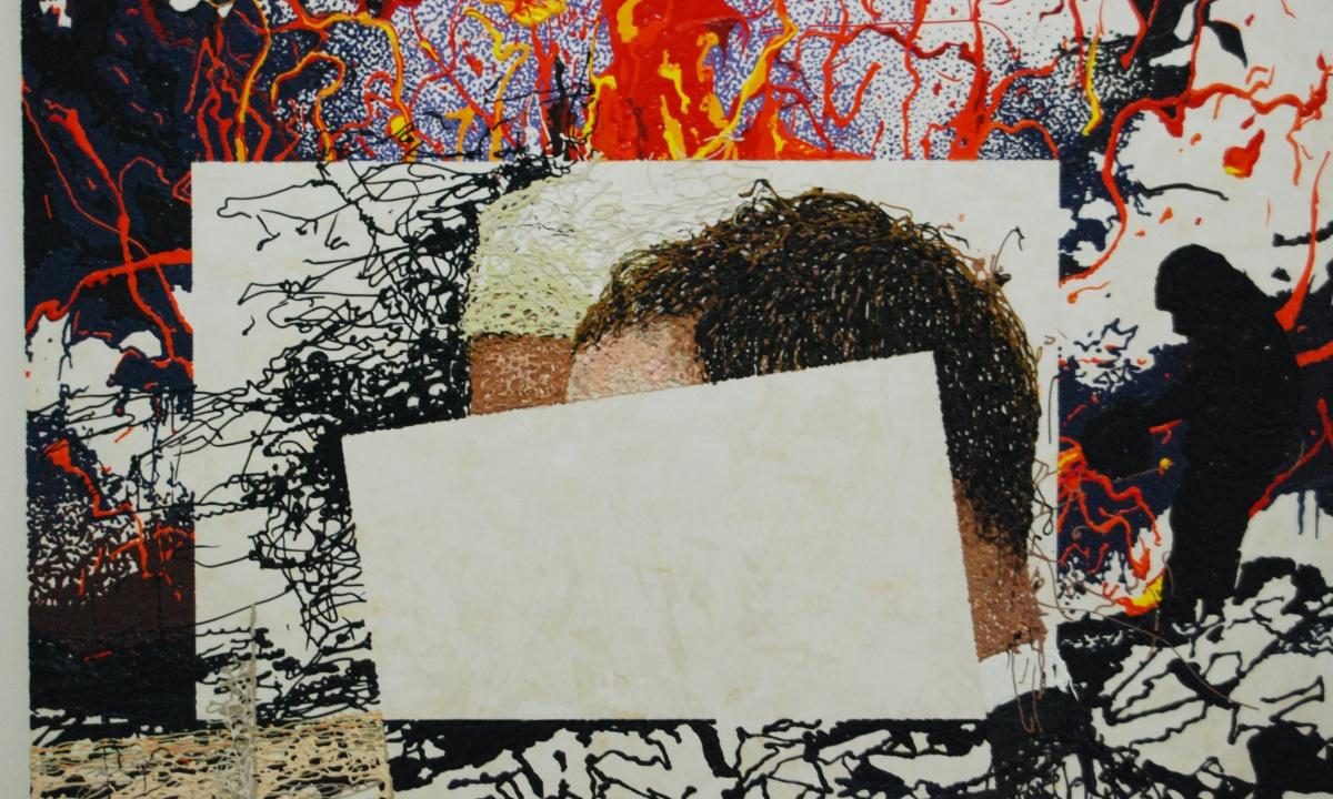 虚構から見える新しい景色 荒井理行 個展「歪む水平線」